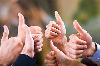 client feedback reward matters